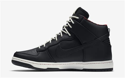 Nike Dunk High nike dunk high ultra black 845055 002 sneaker bar detroit