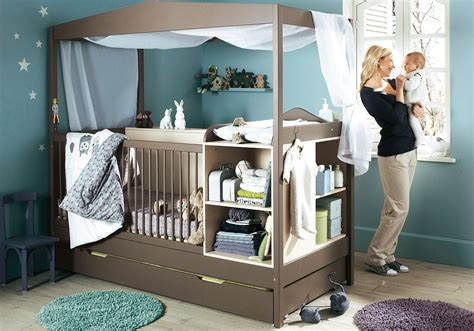 11 Cool Baby Nursery Design Ideas From Vertbaudet Digsdigs Baby Bedroom Themes
