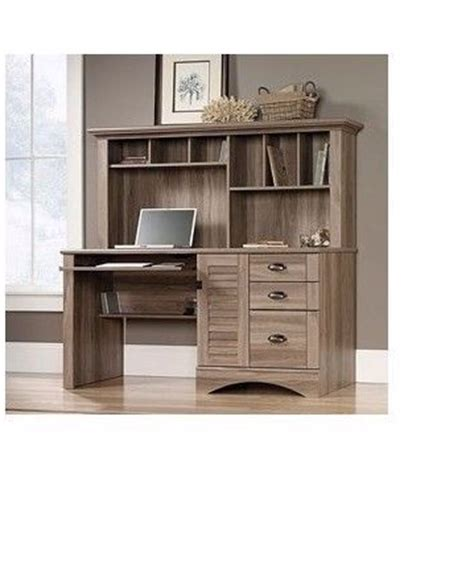 Cottage Style Computer Desk Sauder Cottage Style Computer Laptop Desk W Hutch Oak Home Office Storage Shelf Desks Home