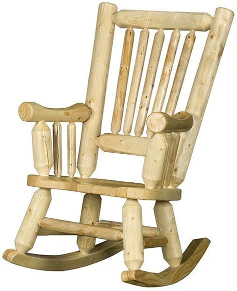 log rocking chair plans woodworking projects plans