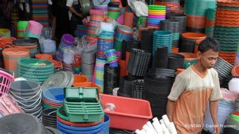 Panci Di Pasar peluang usaha sentra perabotan rumah tangga pasar