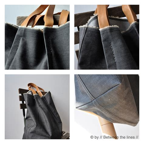 jeans tote bag pattern creative ideas for you baskets and handbags patterns