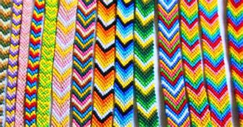 Bracelets brésiliens : Modèle chevrons, technique   meltyFashion