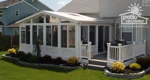 Sunroom And Patio Designs by Top Five Sunroom Plans