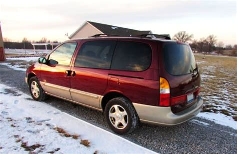 how things work cars 1999 mercury villager parking system sell used 1999 mercury villager estate origional owner very clean in anna illinois united