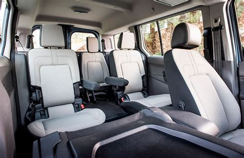 ford transit connect passenger wagon interior dimensions
