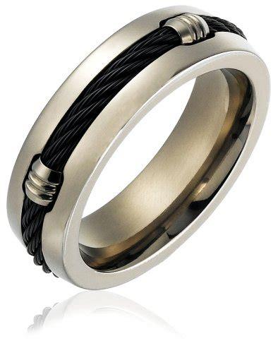 edward mirell polished titanium barrel 7mm wedding band