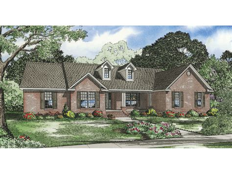 traditional ranch house plans crawley traditional ranch home plan 055d 0808 house plans