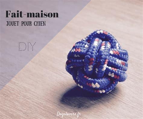 Diy Jouet Pour Chien by Jouet Chien Corde Diy Jouet Balle Corde Chien Fait Maison