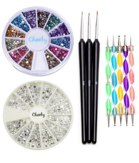 Nail Stuff by Ideas Nail Supplies All 6 Shipped