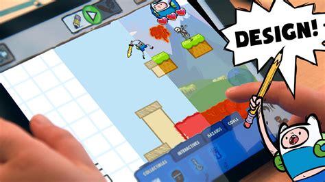 game design network adventure time game wizard pixel press