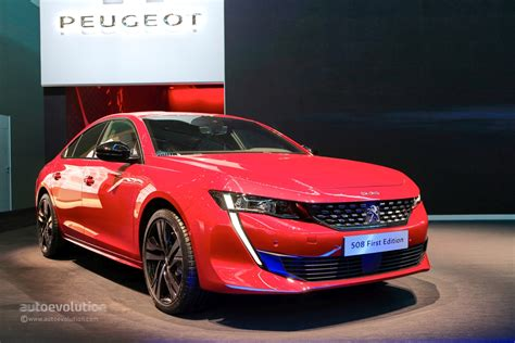 first peugeot live peugeot 508 first edition stuns geneva with four