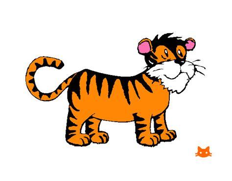 imagenes infantiles tigres dibujo infantil tigre imagui