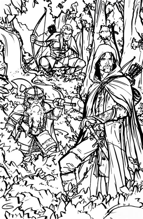 tree ring coloring page lord of the rings coloring pages bing images tolkien tree