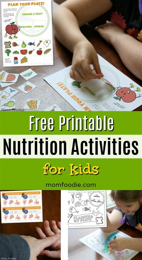 learning colors free printable uh oh printable nutrition activities for foodie