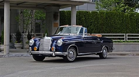 chrysler southton 1958 mercedes 220se information and photos momentcar