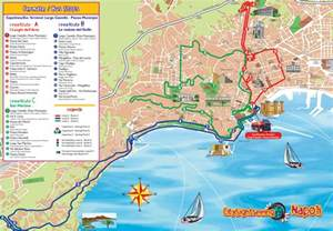 Naples Italy Map by Naples Tourist Map Naples Italy Mappery