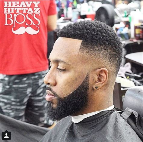 black haircuts with beards 1000 images about black man s beard styles on pinterest