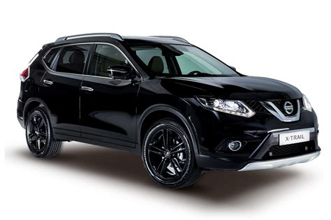 nissan black nissan x trail quot black edition quot t32 2016