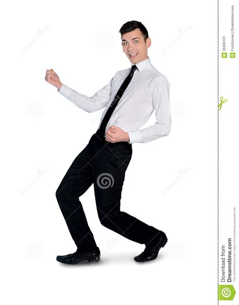 how to dance for your man in the bedroom business man dance happy stock photo image 55935101