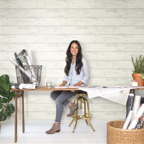 Joanna Gaines Wallpaper | joanna gaines shiplap wallpaper from magnolia home by york
