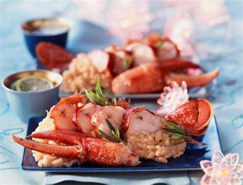 cuisiner des crevettes surgel馥s les 25 meilleures id 233 es concernant raviolis de homard sur