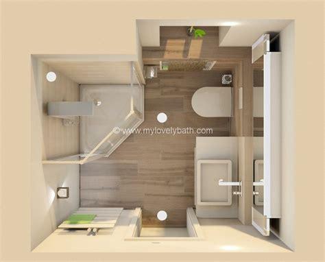 Planung Badezimmer Grundriss by Bad Planen Kleines Bad Wohnideen Badezimmer