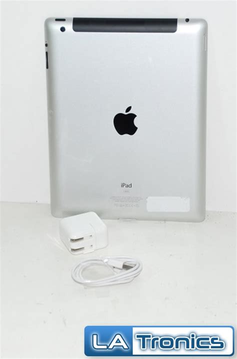 Tablet Apple 32gb 3g Wifi apple 2 32gb mc774ll a black wifi 3g at t a1396 2nd tablet grade quot c quot ebay