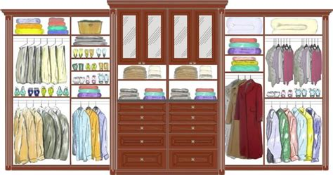 Closet Design by A Gallery Of Closets Created With The Ccds Software Ccds