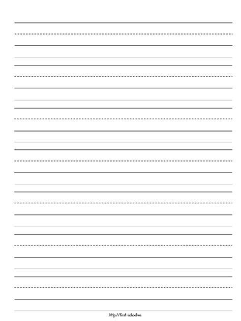 alphabet writing paper k writing paper templates school writing