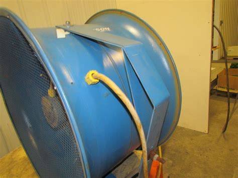 patterson 30 high velocity fans patterson 30 quot high velocity 12 000 cfm 1 hp yoke mount