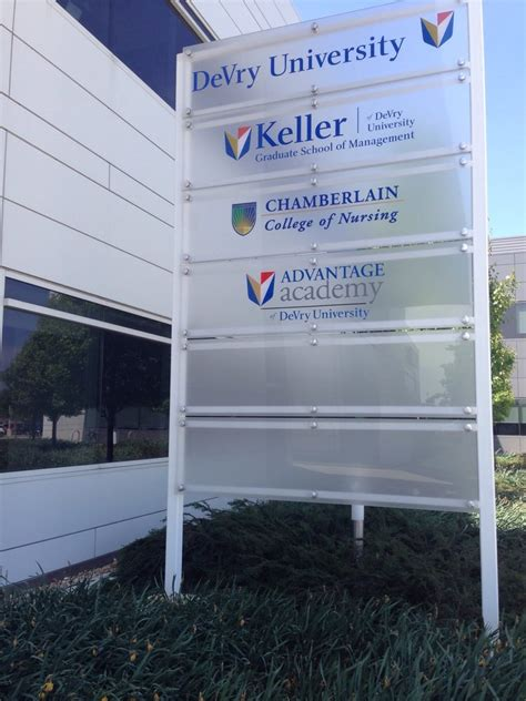 Devry Mba Reviews by Keller Graduate School Of Management Chamberlain College