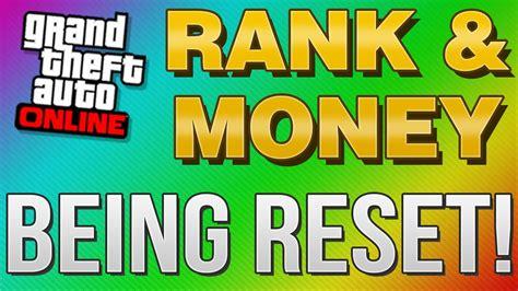 reset gta online stats gta 5 online ranks money being reset after 1 17 update