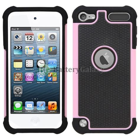 ipod touch rugged hybrid rugged rubber matte cover skin for apple ipod touch 5 5th ebay