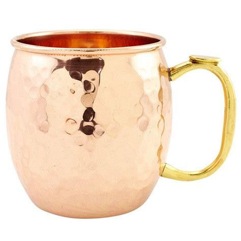 fancy mugs fancy moscow mule mug