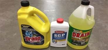 best drain cleaner for shower commercial drain cleaner