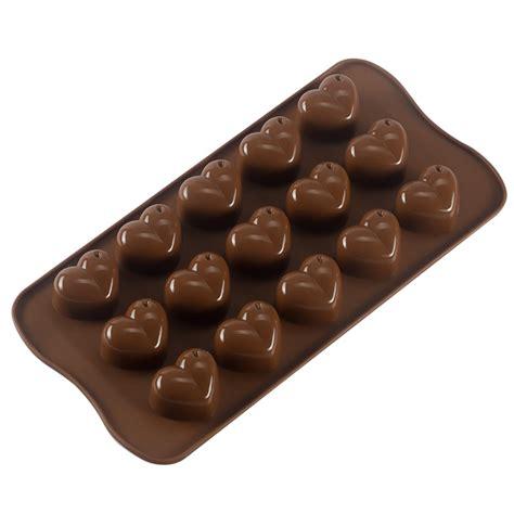 Stick Silicone Chocolate Mold galleon bekith silicone gel non stick chocolate jelly