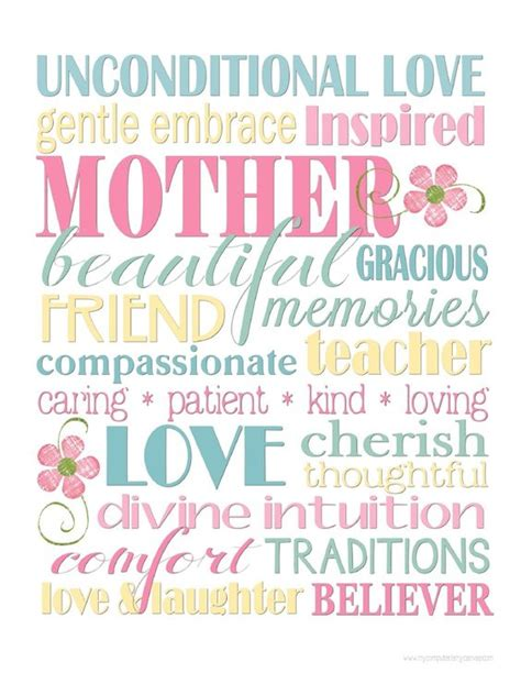 mothers day subway art printables free happy mother s day to all 34 free mother s day subway