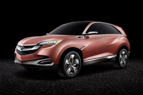 honda acura to show crossovers in beijing news report