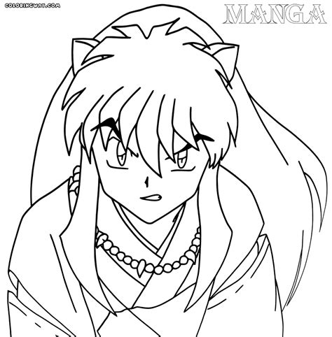 manga coloring pages online manga coloring pages coloring pages to download and print