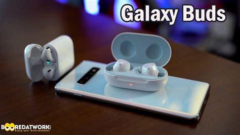 Samsung Airpods Samsung Galaxy Buds Vs Apple Airpods Best Audio