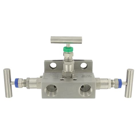 Valve Unnu Bv 2 1 series bbv 1 3 valve block manifold can be used a broad range of industrial applications