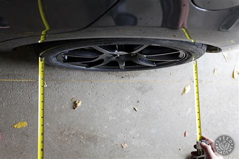 wheel alignment diy diy wheel alignment it s easier than you think speed