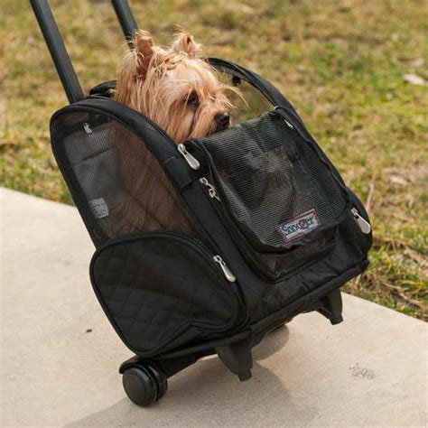 4 In 1 Travel snoozer roll around travel carrier 4 in 1 3 colors