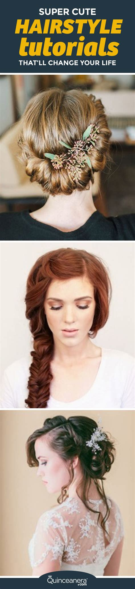 cute hairstyles no hairspray super cute hairstyle tutorials that ll change your life