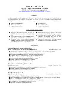 It Systems Administrator Sle Resume by School Administrator Resume Sales Administrator Lewesmr