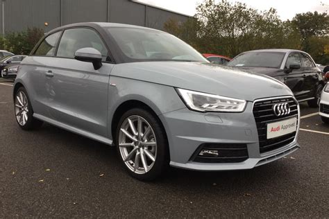 Audi A1 Grau by Used 2017 Audi A1 1 4 Tfsi S Line 3dr For Sale In West