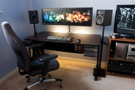 Computer Desk 2 Monitors 18 Really Amazing Computer Stations 171 Twistedsifter