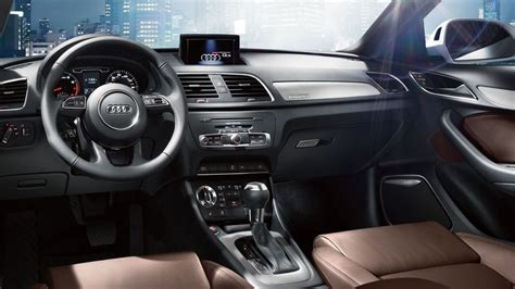 Audi A4 Chestnut Brown Interior by 2015 Audi Q3 Pricing Information Released Nick S Car