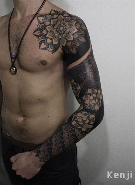 mandala tattoo for men 17 best ideas about sleeve tattoos on tree